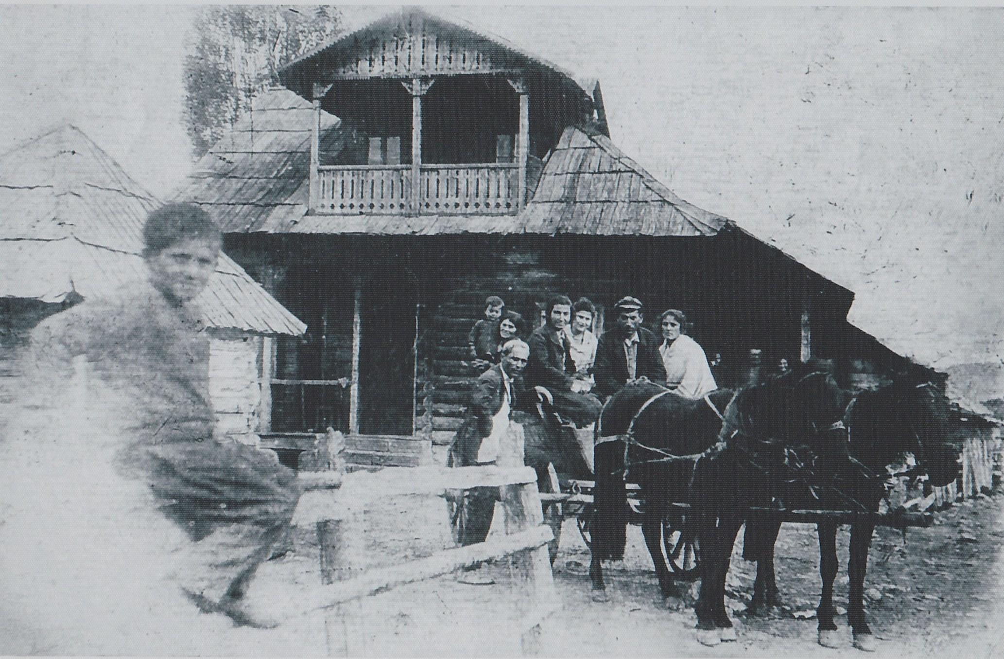 Дом Грамматопуло А. с. Цихисджвари (Грузия)