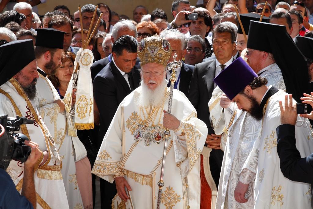 2010 год. Паломничество в монастырь Панагия Сумела