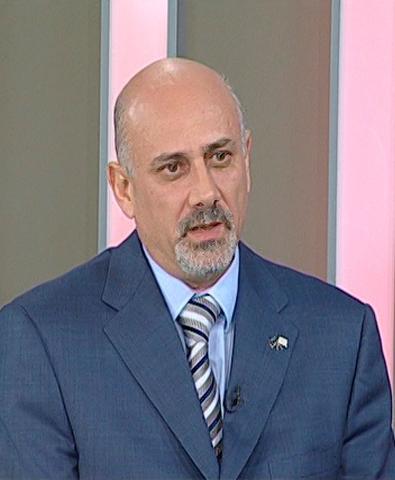 Генеральный консул Республики Кипр в Краснодаре Никос Василиу