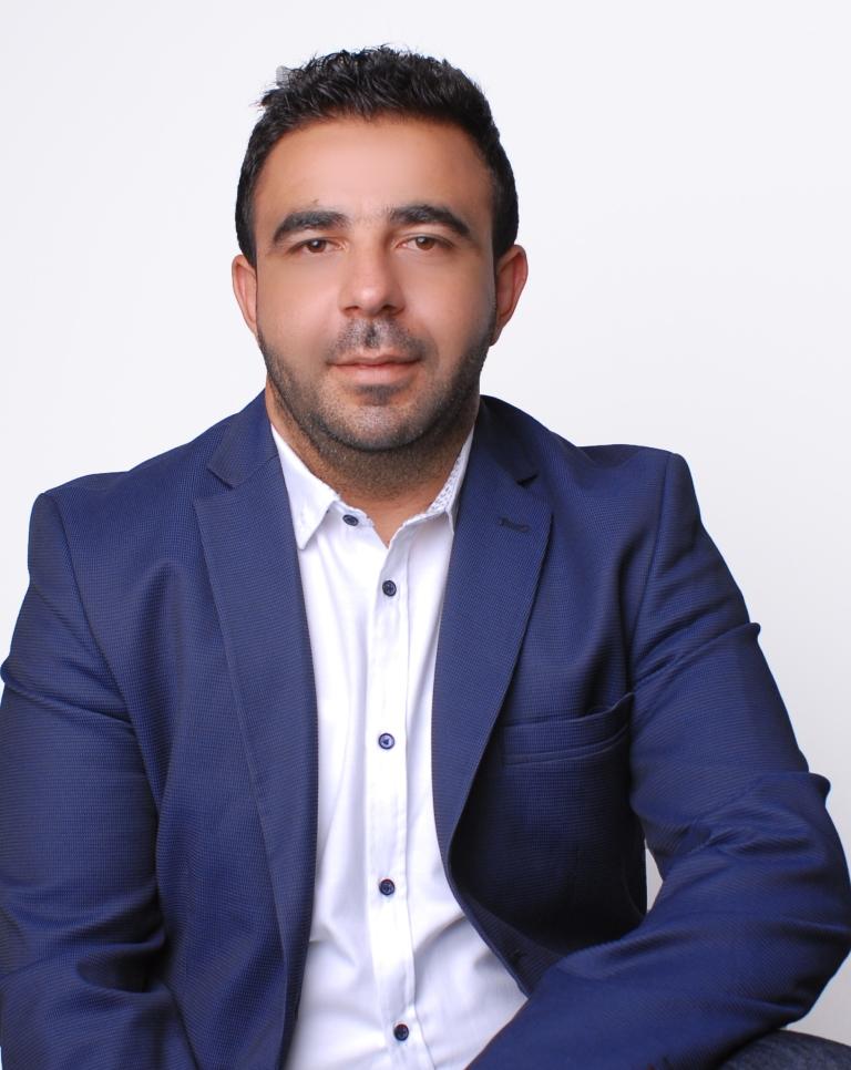 Координатор оргкомитета Всемирного съезда понтийской молодёжи Алкис Анастасиадис