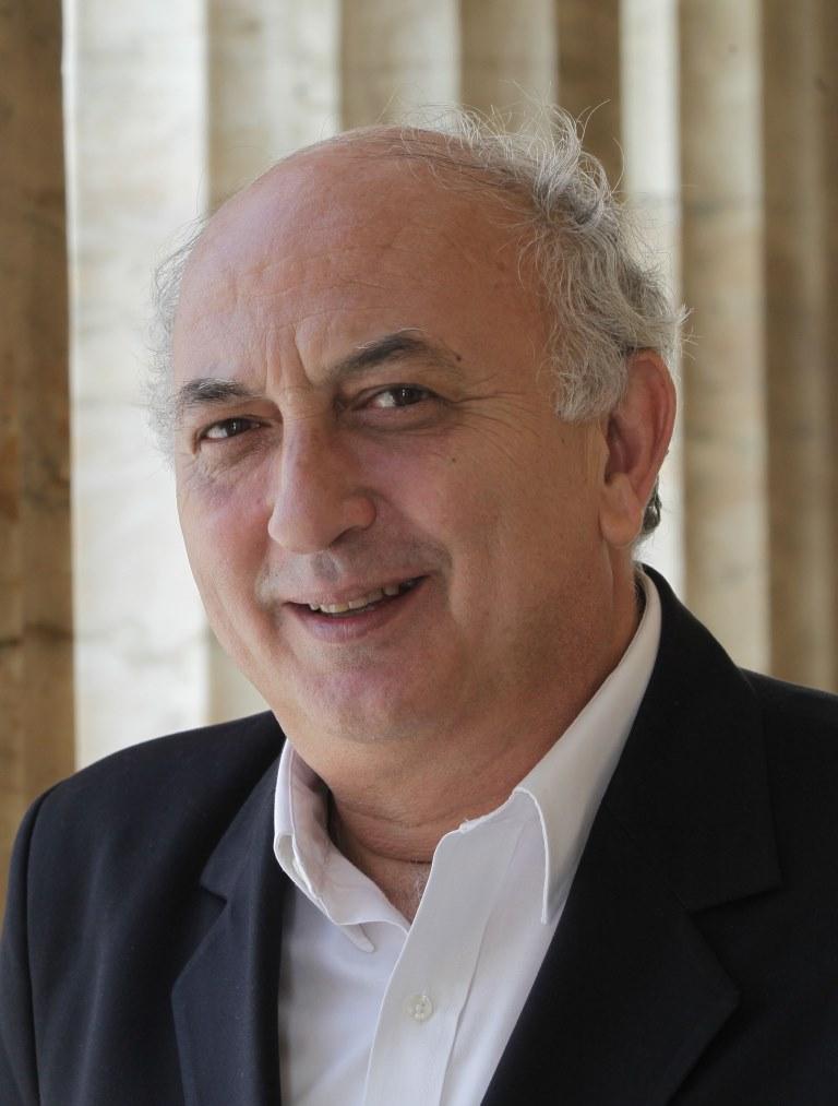 Председатель Специального постоянного комитета греков диаспоры при парламенте Греции Яннис Аманатидис