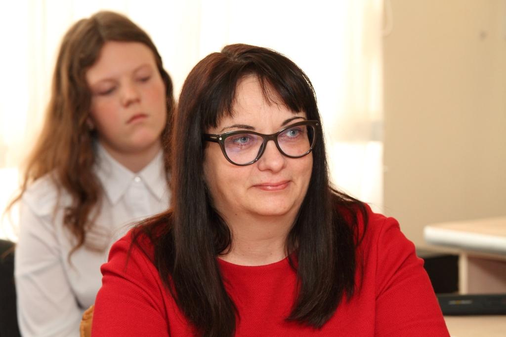 Президент Благотворительного фонда Ивана Саввиди Л.В.Татанова