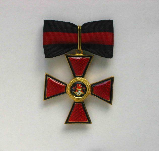 Орден Св. Владимира III-й степени