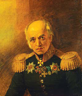 Бенардос Пантелеймон Егорович — худ. Дж. Доу, 1822–1825 гг. Государственный Эрмитаж
