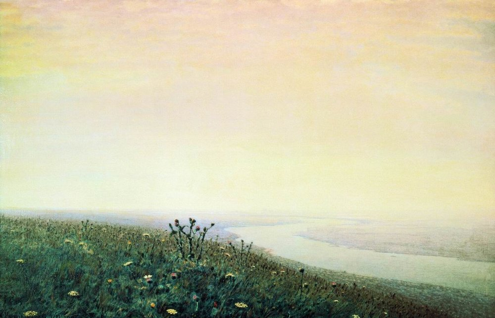 «Ο Δνίπερος το πρωί», Αρχίπ Κουίντζι, 1881