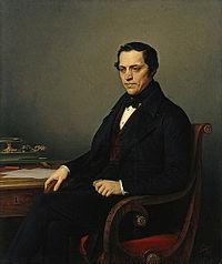 Дмитрий Егорович Бенардаки. Ермитаж, худ. Карл фон Штейбен, 1844 г.