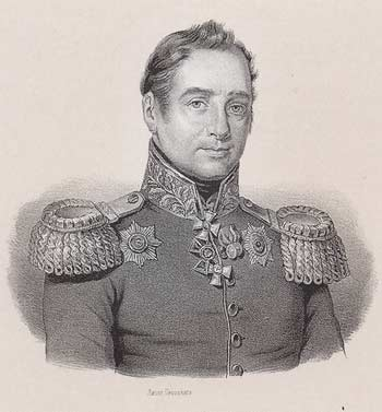 Егор Иванович Властов, портрет