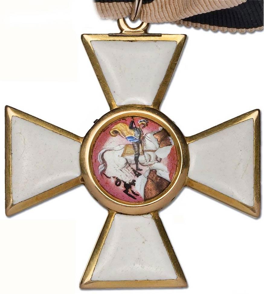Знак ордена Святого Георгия 3-й степени