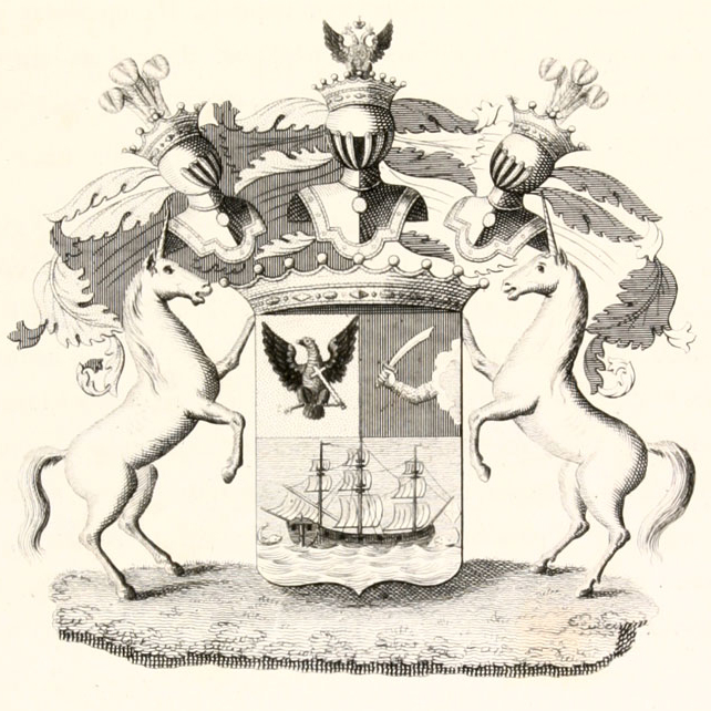 Герб семейства Курута