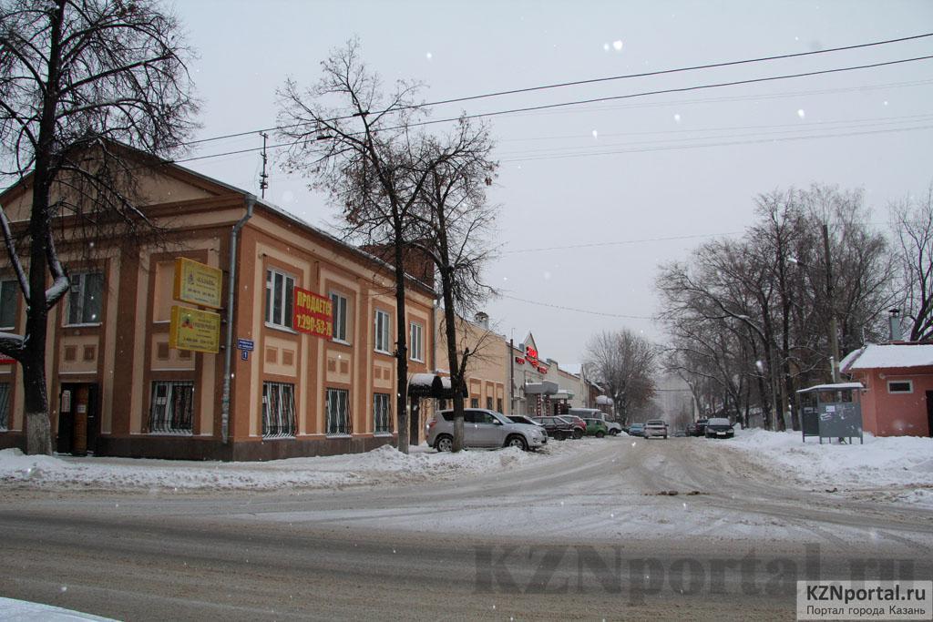 Улица Алафузова