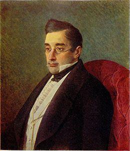 Πορτρέτο του Αλεξάντρ Γκριμποέντοφ, 1875