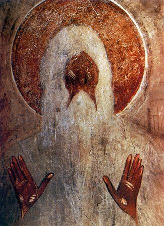 Макарий Великий. Церковь Спаса Преображения на Ильине улице, Великий Новгород