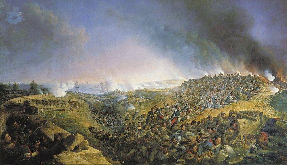 Взятие Варны в 1829 году