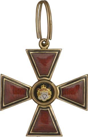 Орден Св. Владимира 3-й степени
