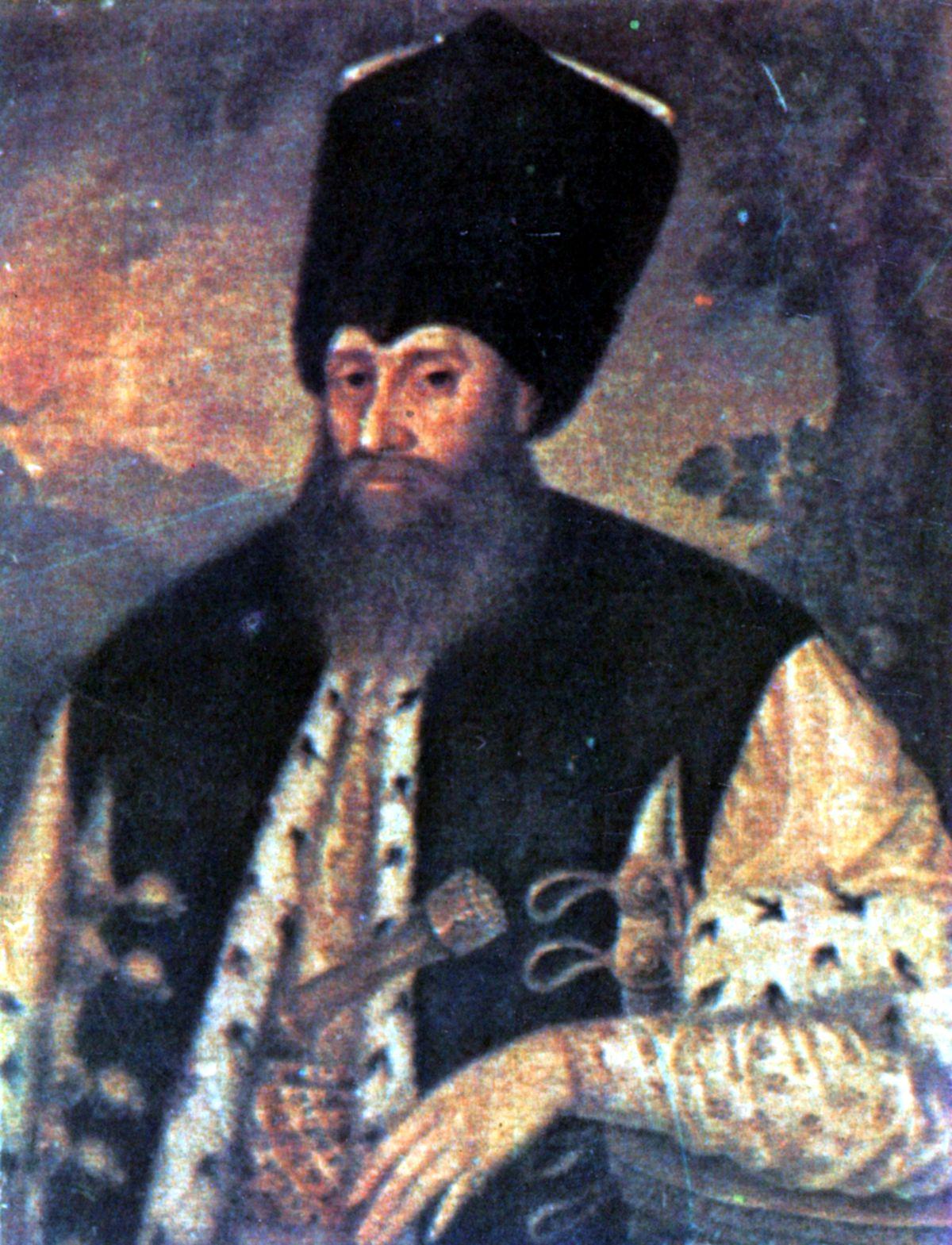 Константин Ипсиланти