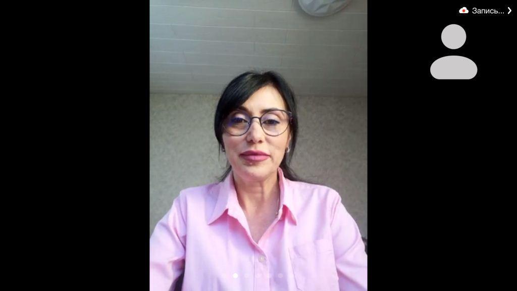 Председатель счетной комиссии Ирина Анатольевна Филипская