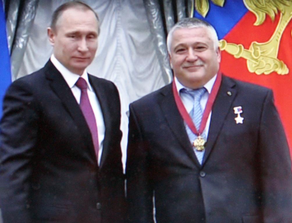 Федор Николаевич Юрчихин.