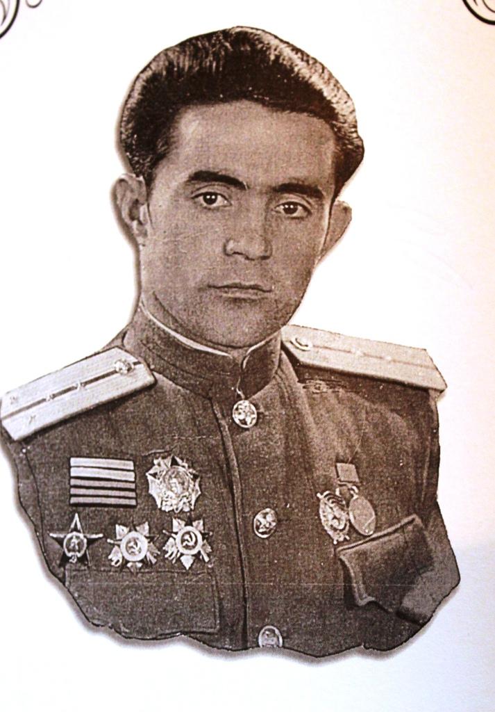 Василий Дмитриевич Фисатиди