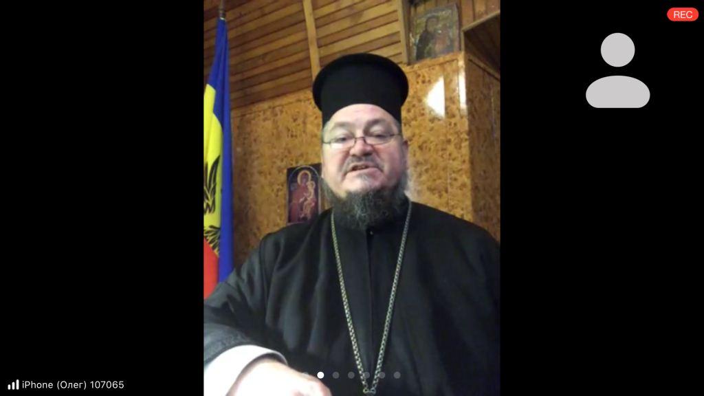 протоиерей Олег Добринский-Григориадис