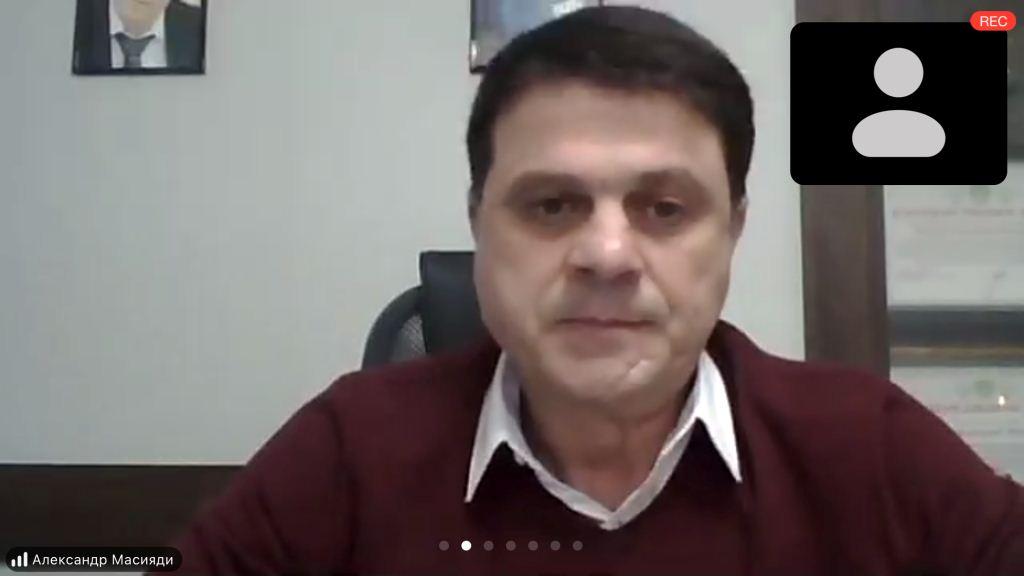 Александр Васильевич Масияди